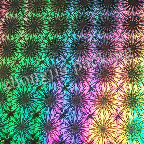 H06 Holographic film